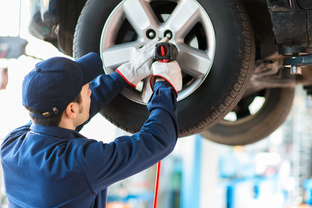 Turn to a trusted auto mechanic